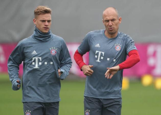 Arjen Robben xuống sắc thấy rõ trong năm cuối hợp đồng cùng Hùm xám - Bóng Đá