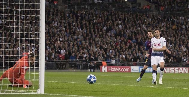 5 điểm nhấn Tottenham 2-4 Barca: Messi suýt có poker, Cánh én đơn độc Harry Kane - Bóng Đá