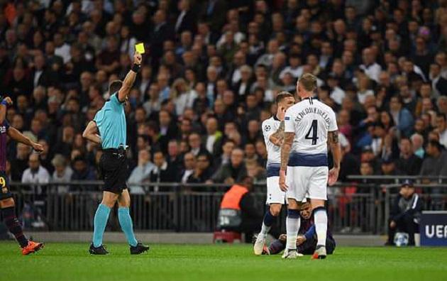 TRỰC TIẾP Tottenham 0-1 Barca: Gà trống bế tắc (H1) - Bóng Đá