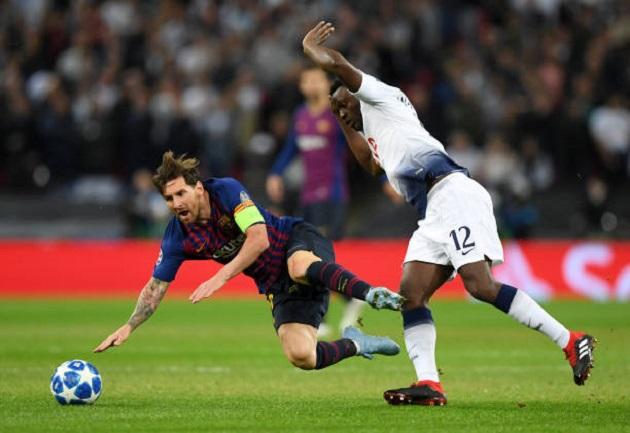 TRỰC TIẾP Tottenham 0-2 Barca: Chủ nhà bạc nhược (H1) - Bóng Đá