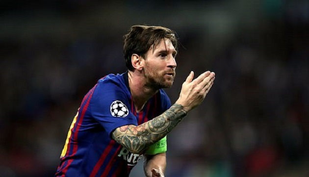TRỰC TIẾP Tottenham 1-3 Barca: Messi lên tiếng (H2) - Bóng Đá