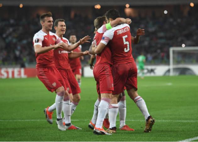 5 điểm nhấn Qarabag 0-3 Arsenal: