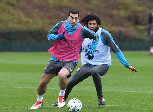 Tại Arsenal, có 3 cầu thủ đang dần mất tín nhiệm của Emery - Bóng Đá