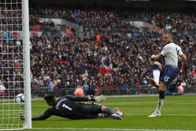TRỰC TIẾP Tottenham 1-0 Cardiff: Dier nổ súng (H1) - Bóng Đá