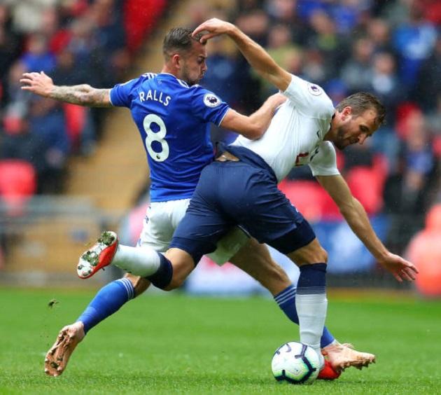 TRỰC TIẾP Tottenham 1-0 Cardiff: Sức ép liên hồi (H1) - Bóng Đá