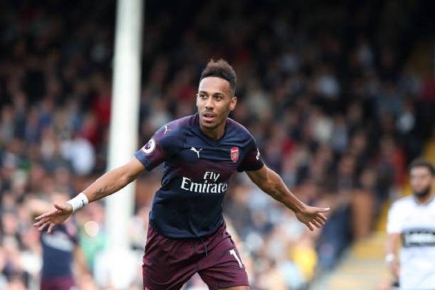 TRỰC TIẾP Fulham 1-3 Arsenal: Aubameyang lập công (H2) - Bóng Đá
