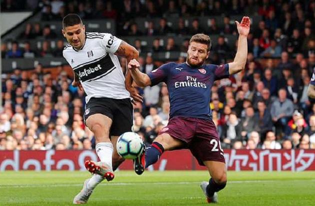 TRỰC TIẾP Fulham 0-0 Arsenal: Ăn miếng trả miếng (H1) - Bóng Đá