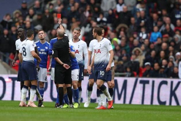 5 điểm nhấn Tottenham 1-0 Cardiff: Sự lọc lõi của Pochetttino, Kane gây thất vọng nặng nề - Bóng Đá