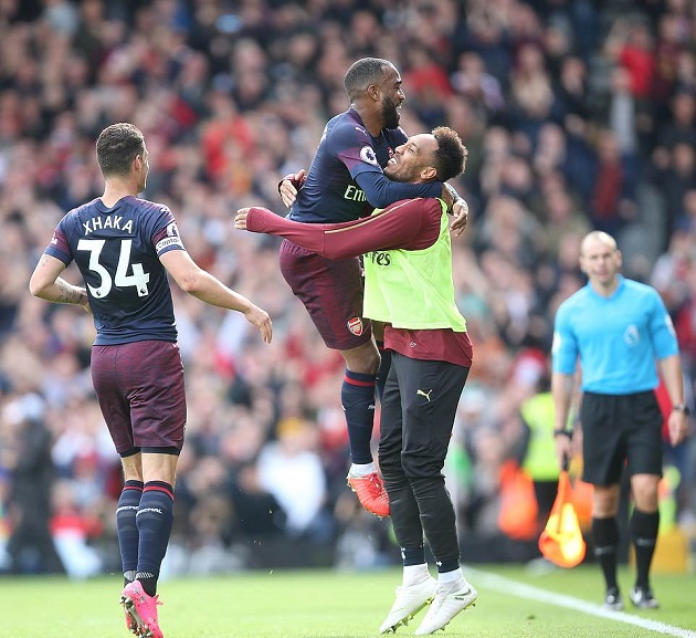 5 điểm nhấn Fulham 1-5 Arsenal: Đây rồi Arsenal hoàng kim! - Bóng Đá
