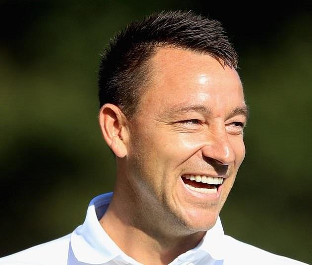 Sắp cập bến Aston Villa, John Terry vẫn có hành động khiến CĐV Chelsea ấm lòng - Bóng Đá