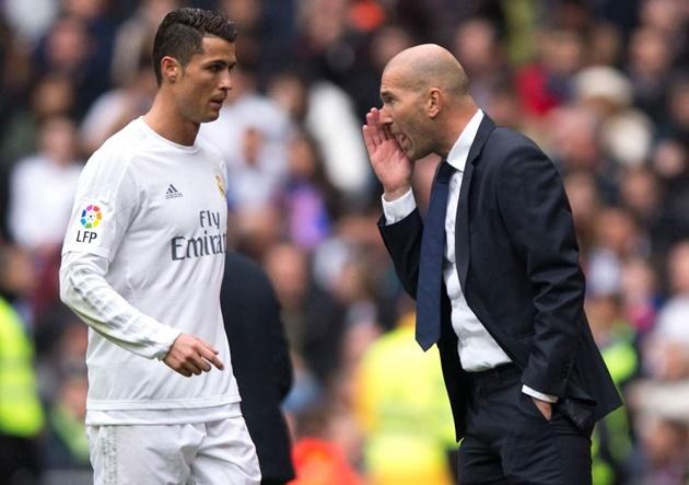 Zidane chưa bao giờ muốn ở lại