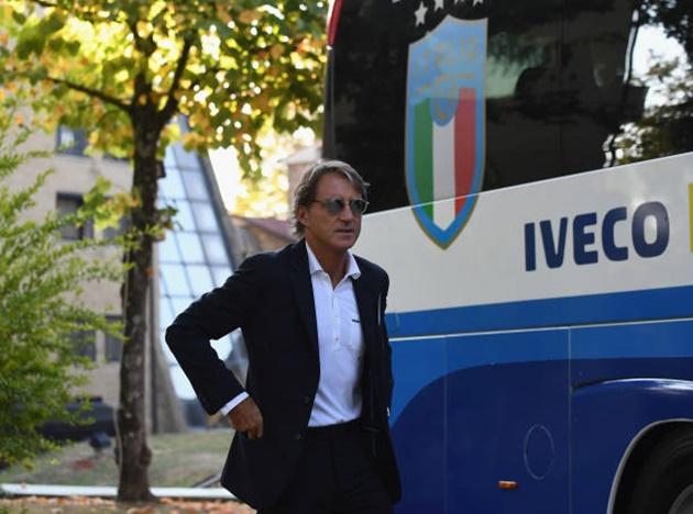 Italia đến Ba Lan, mang theo một kỉ lục chưa từng có - Bóng Đá