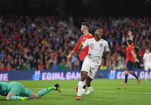 5 điểm nhấn Tây Ban Nha 2-3 Anh: Bẫy việt vị tai hại, Sterling quá xuất thần - Bóng Đá