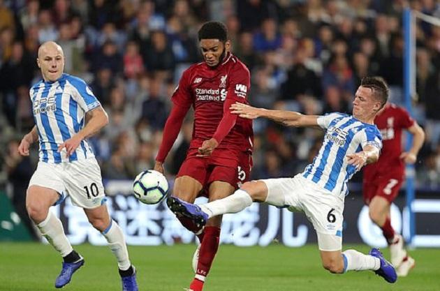Salah giải hạn Liverpool vẫn suýt mất điểm trước Huddersfield - Bóng Đá
