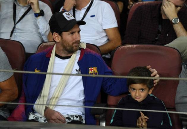 5 điểm nhấn Barca 2-0 Inter: Không Messi vẫn có