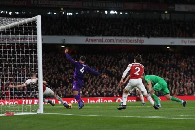 5 điểm nhấn Arsenal 1-1 Liverpool: Salah mất tích, Nước cờ tuyệt vời của Emery - Bóng Đá