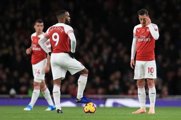 5 điểm nhấn Arsenal 1-1 Wolves: Thất vọng hàng công, Xhaka lại