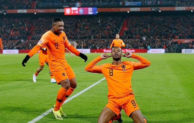 Dư âm Hà Lan 2-0 Pháp: