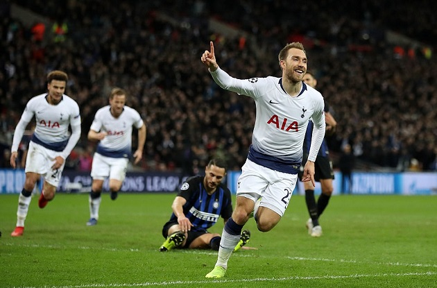 Ảnh Tottenham - Bóng Đá