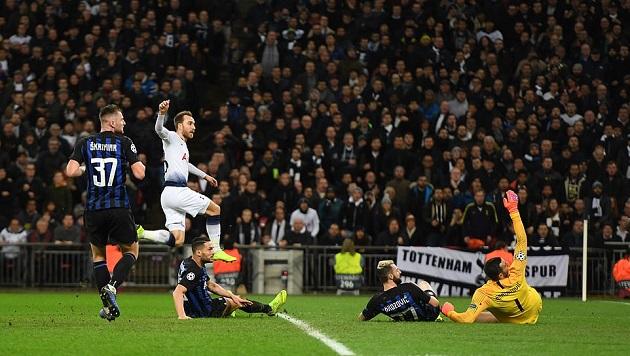 5 điểm nhấn Tottenham 1-0 Inter Milan: Thoát hiểm nhờ siêu dự bị, Mua Perisic thôi Man Utd - Bóng Đá