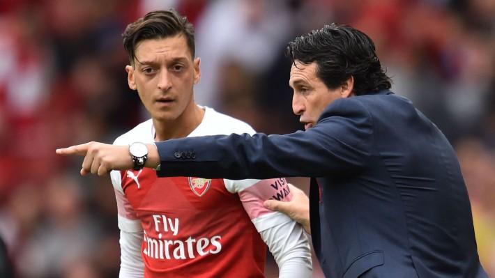 3 cặp đụng độ sẽ quyết định đại chiến Arsenal - Tottenham: Emery mạo hiểm với canh bạc Ozil? - Bóng Đá
