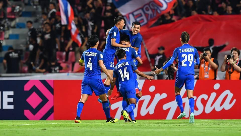 TRỰC TIẾP Thái Lan vs Malaysia: Đội hình dự kiến - Bóng Đá