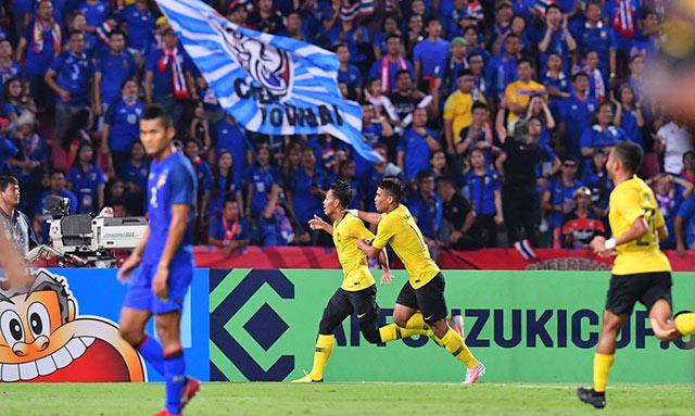 5 điểm nhấn Thái Lan 2-2 Malaysia: Sự đứt gãy một triết lí, Thái ngạo mạn và phải trả giá - Bóng Đá