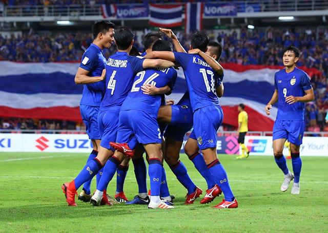 Địa chấn nổ ra, Malaysia đánh bại Thái Lan theo cách kịch tính nhất - Bóng Đá