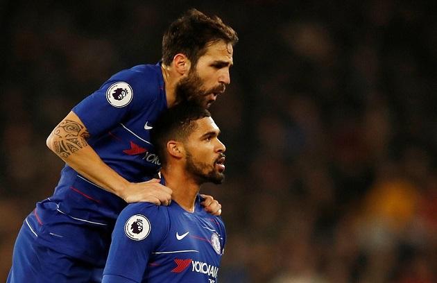 Chelsea thua ngược - Bóng Đá