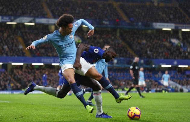 TRỰC TIẾP Chelsea 0-0 Man City: Sane ở rất gần bàn thắng (H1) - Bóng Đá