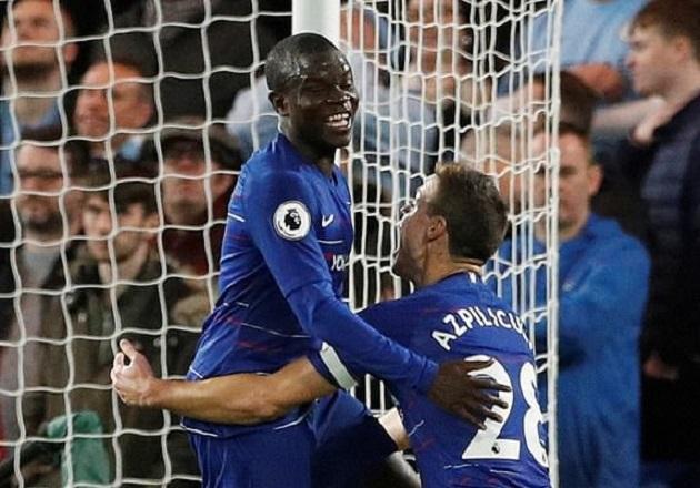 TRỰC TIẾP Chelsea 1-0 Man City: Kante bất ngờ nổ súng (H2) - Bóng Đá