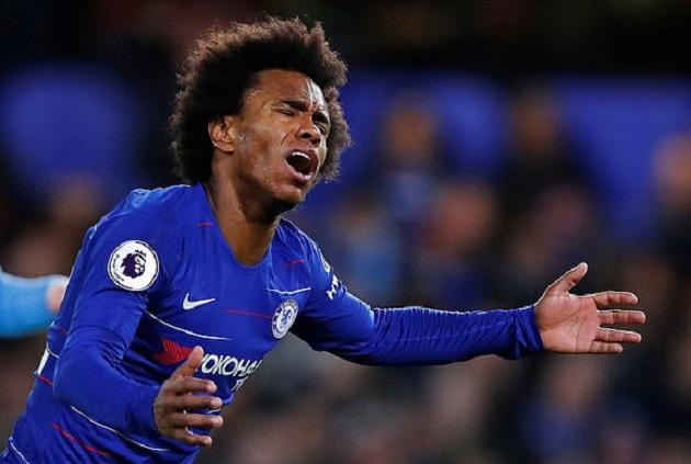 TRỰC TIẾP Chelsea 1-0 Man City: Willian bỏ lỡ cơ hội (H2) - Bóng Đá