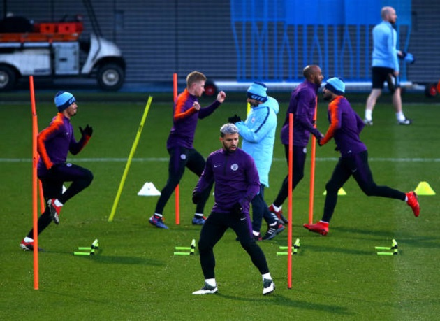 Sergio Aguero mang tin đến thông tin cực vui cho Man City - Bóng Đá