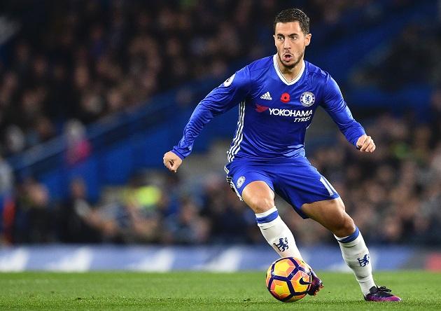 Lộ mức lương khủng Chelsea sẽ kí với Hazard, Xuất hiện đối thủ cực lớn vụ Isco - Bóng Đá