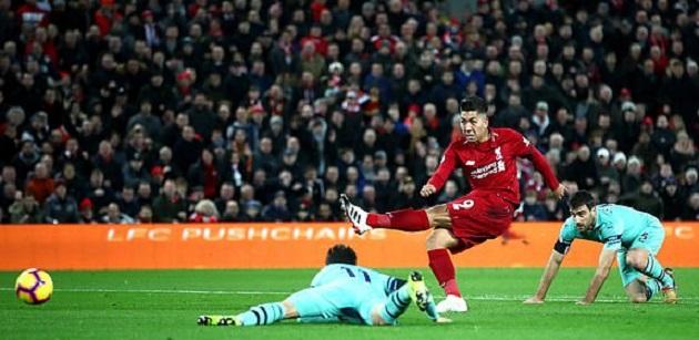 5 điểm nhấn Liverpool 5-1 Arsenal: Emery quá ngây thơ trước Klopp, Firmino lên đồng trước Pháo thủ - Bóng Đá