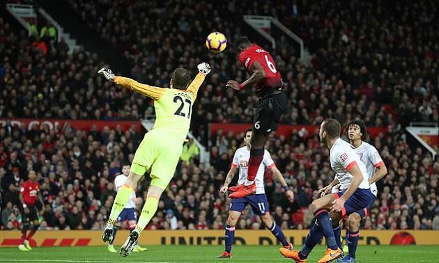 Đã rõ lí do vì sao Pogba chơi như lên đồng trận Bournemouth - Bóng Đá