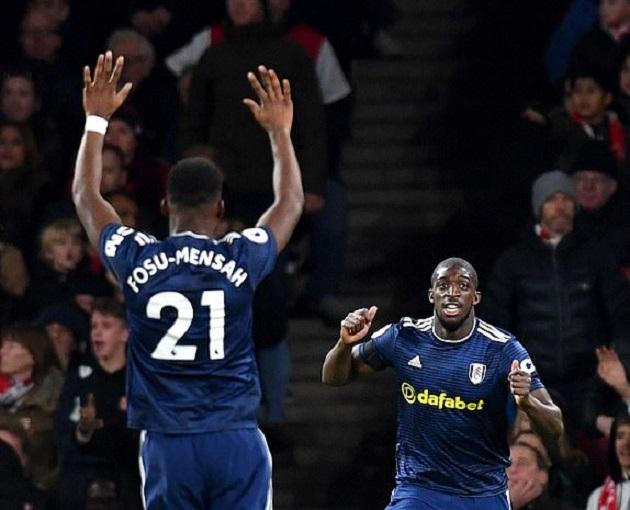 TRỰC TIẾP Arsenal 2-1 Fulham: Kamara níu lại hi vọng (H2) - Bóng Đá