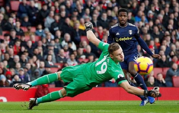 TRỰC TIẾP Arsenal 0-0 Fulham: Sessegnon suýt lập công (H1) - Bóng Đá
