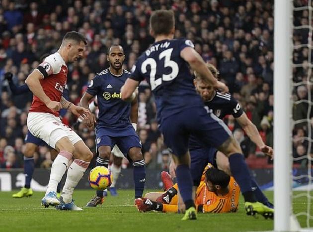 TRỰC TIẾP Arsenal 1-0 Fulham: Sức ép liên hồi (H1) - Bóng Đá