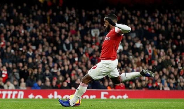 TRỰC TIẾP Arsenal 2-0 Fulham: Lacazette nổ súng (H2) - Bóng Đá
