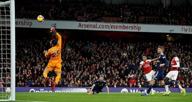 Chấm điểm Arsenal:  - Bóng Đá