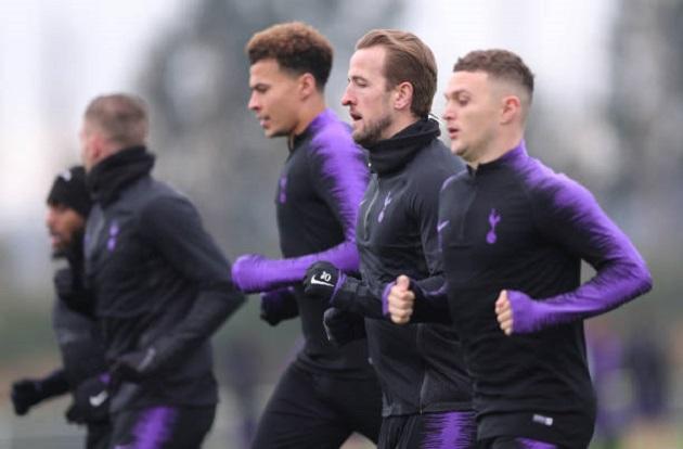 Tottenham luyện bài tủ hòng khiến Man Utd phơi áo tại Wembley - Bóng Đá