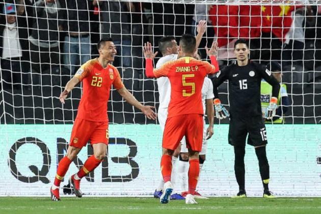 3 điểm nhấn Philippines 0-3 Trung Quốc : Việt Nam khấp khởi mừng thầm - Bóng Đá