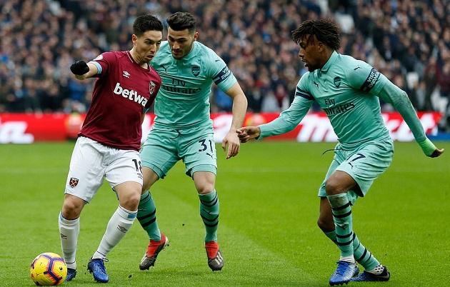Khóc hận bởi người cũ, Arsenal ngày càng rời xa top 4 - Bóng Đá