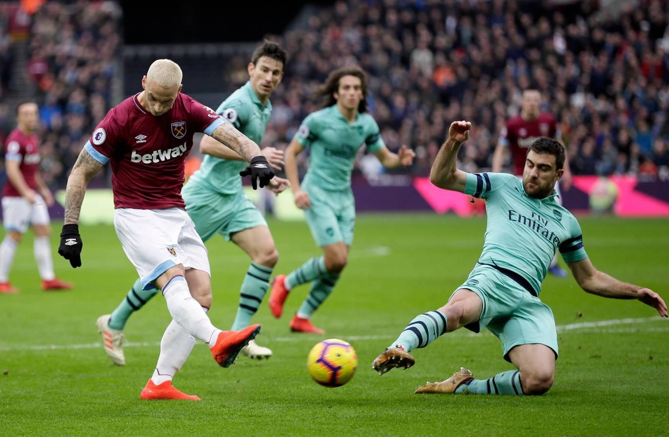 Chấm điểm Arsenal: Cái tên quen thuộc