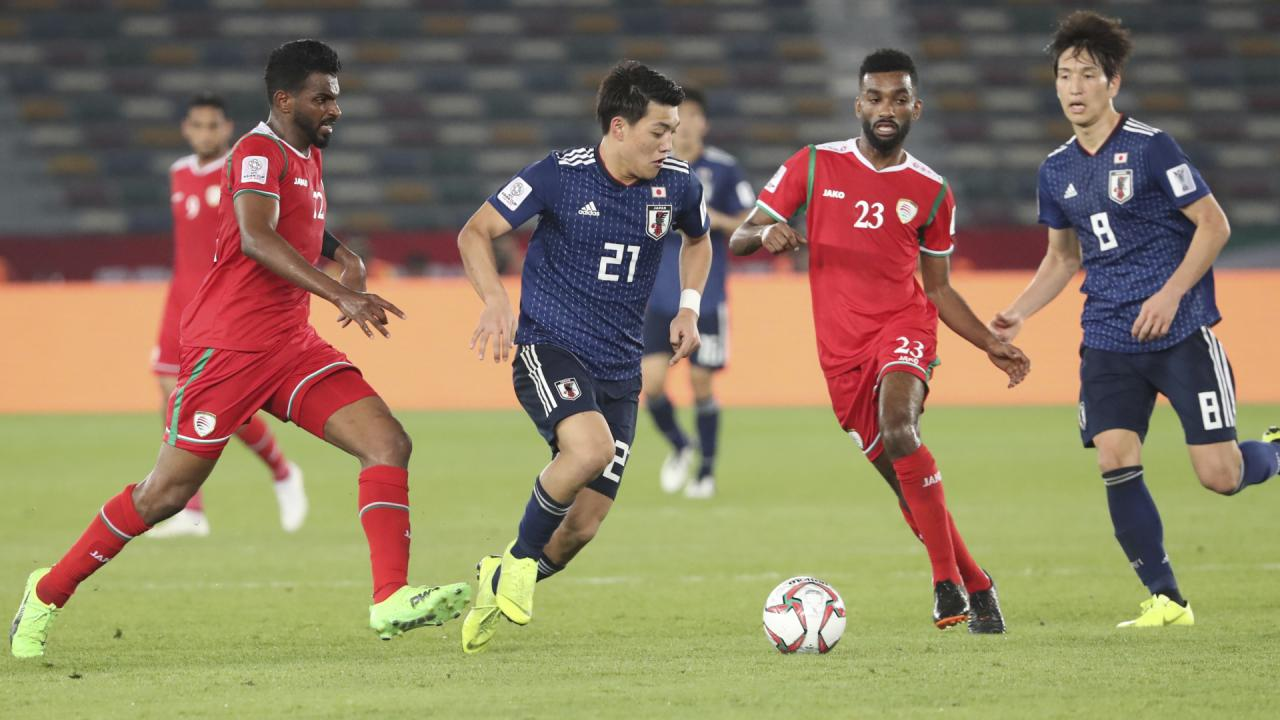 3 điểm nhấn Oman 0-1 Nhật Bản: Người Nhật
