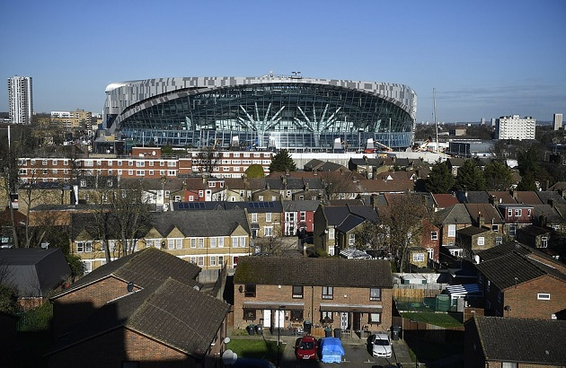 Ngắm độ hoành tráng của SVĐ 1 tỉ bảng mà Tottenham sắp đưa vào sử dụng - Bóng Đá