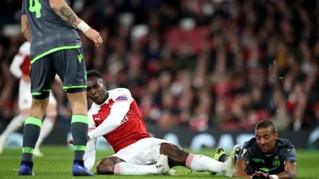 Arsenal nhận tín hiệu tín cực từ