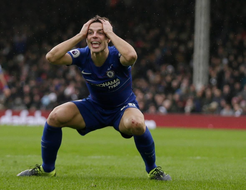 Chấm điểm Chelsea: