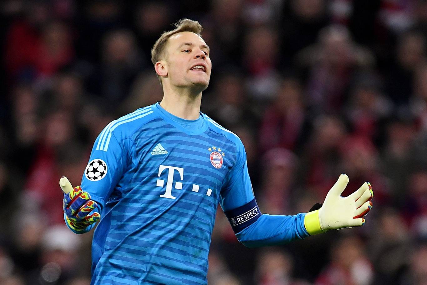 Neuer trở thành điểm đen trong ngày Hùm xám thất trận - Bóng Đá